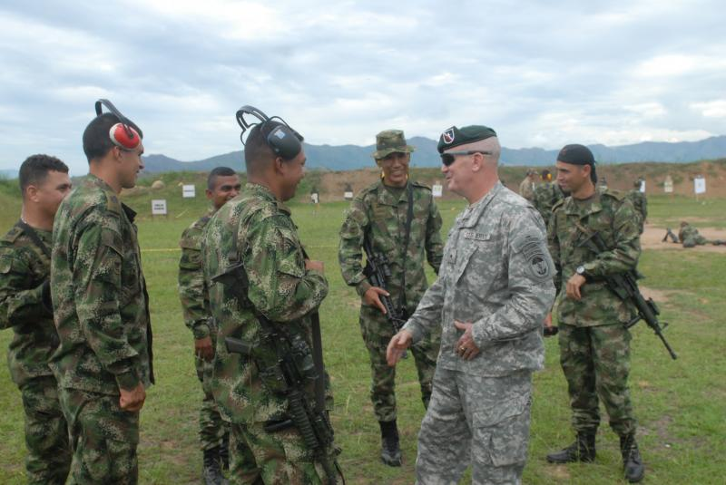 U.S. Special Ops Command South Presses for Increased Engagement with Latin American Partners