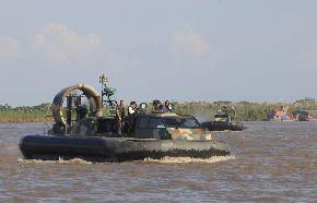 Modern Amphibious Units will Counter Narcoterrorism in the VRAEM