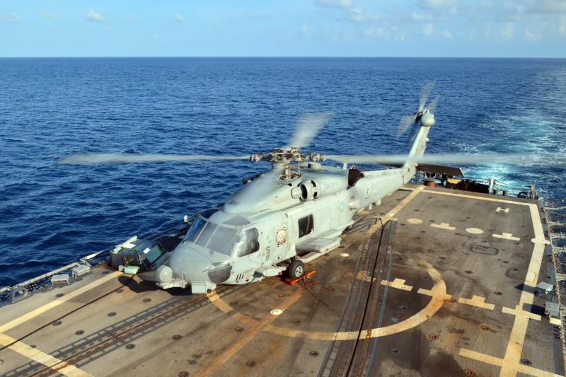 U.S. Navy and Coast Guard Seized 375 Kilograms of Cocaine