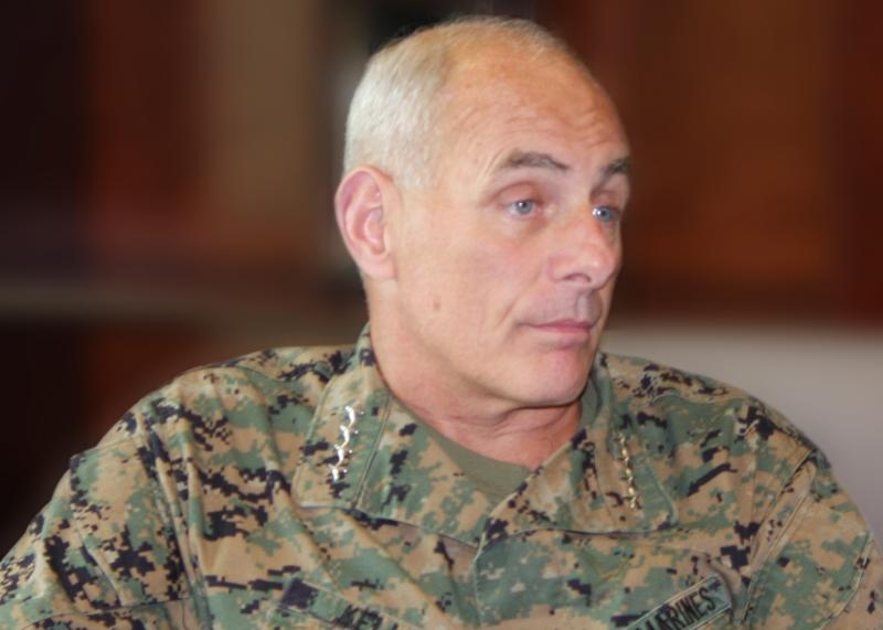 Partnerships Continue with New SOUTHCOM Commander