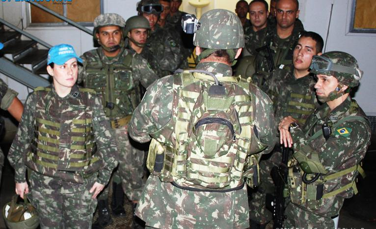 Female Combatants