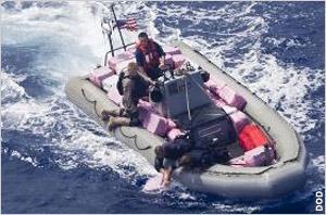Guatemala, U.S. Perform Naval Exercises against Organized Crime