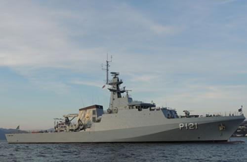 """Brazilian Navy's """"Apa"""" Patrol Vessel to Focus on Cooperation with Africa"""