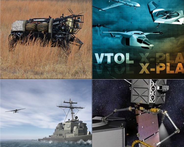 DARPA Tactical Technology Office to Host First Proposers' Day