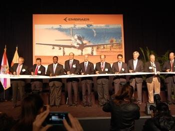 Embraer to Inaugurate Super Tucano Assembly Plant in the U.S.