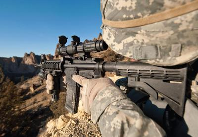 Chilean Marine Corps to Receive Colt M4 Rifles from U.S.