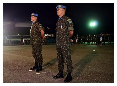 New Brazilian Commander for Peacekeeping Mission in Haiti