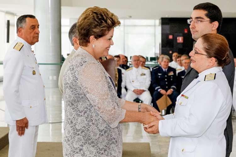 Brazil Boosts Female Officers to Leadership Positions Within the Military