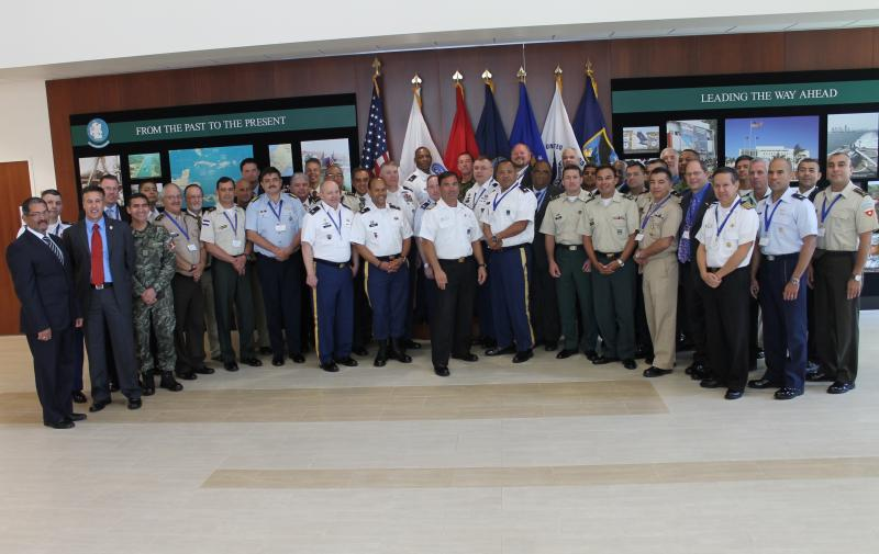 Information Operations Brings Together Regional Experts