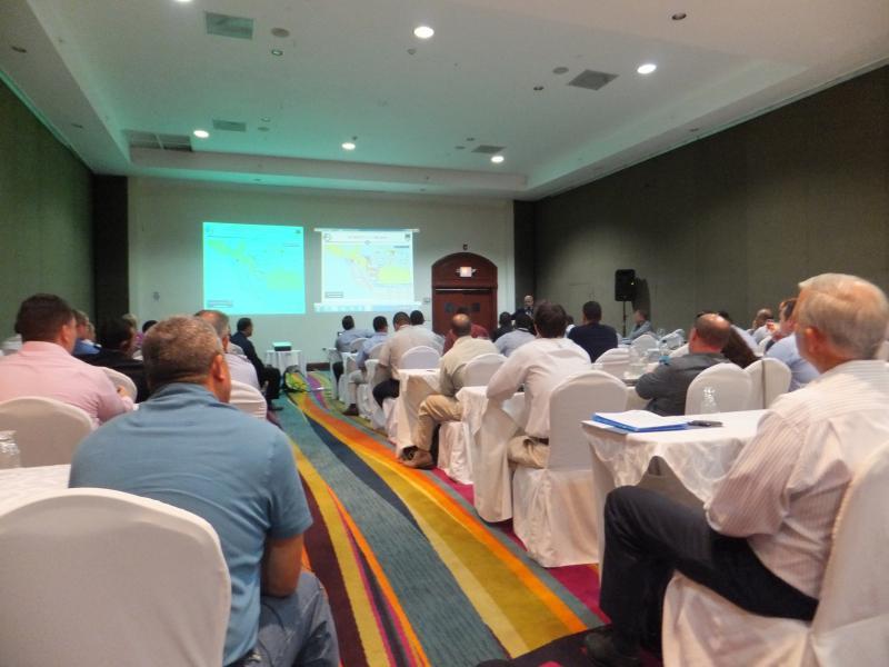 JIATF-S and SOUTHCOM Facilitate Regional CTOC Workshop in El Salvador