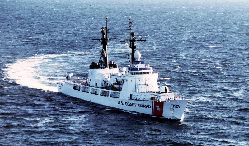 U.S. Coast Guard interdicts cocaine in Caribbean