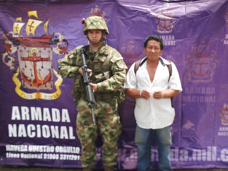 Two FARC Terrorist Leaders Captured