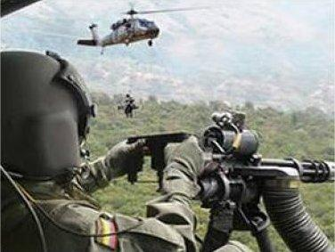 Confrontation in Colombia Leaves Six Dead