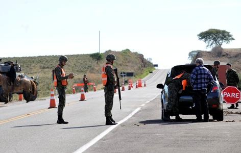 Brazilian Armed Forces Initiate Border Operation