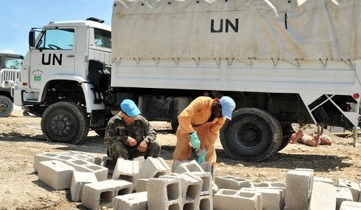 Brazil to Help Haiti Train New Engineers