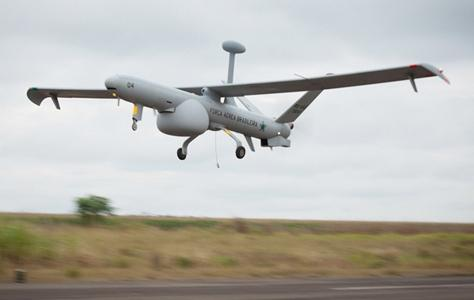 Brazilian Air Force and Federal Police May Use UAVs at Confederations Cup