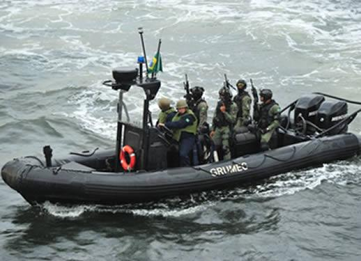 GRUMEC – The Brazilian Navy Special Forces
