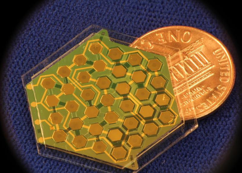 DARPA Creates Microscale Pumps to Evacuate Tiny Vacuum Chambers