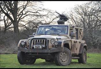 U.S. Donates 42 Armored Vehicles to Guatemala