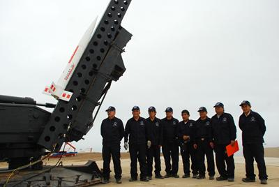 Peruvian Air Space Agency Successfully Launches Rocket