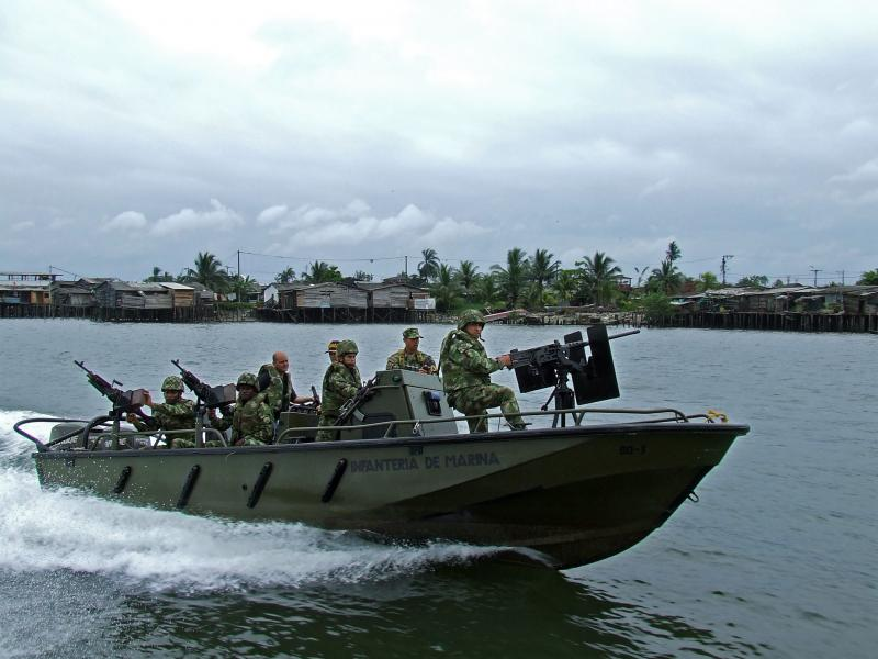 Securing the Pacific through International Cooperation