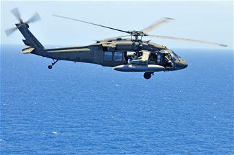 JTF-Bravo Helps Save 9 Passengers off Honduran Coast