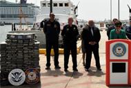 U.S., Dutch seize 688 kilograms of cocaine, arrest 3 suspects