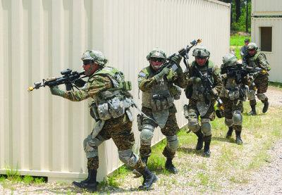 Salvadoran Troops Ready to Deploy to Afghanistan