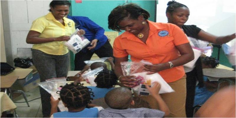 SOUTHCOM Facilitates Jamaican Police Donation for Youth Homes