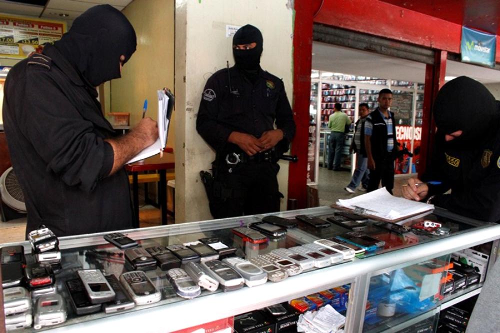 El Salvador Police Launch Special Anti-Extortion Investigative Unit