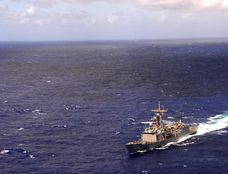USS Rentz to Participate in Counter Drug Operations and UNITAS