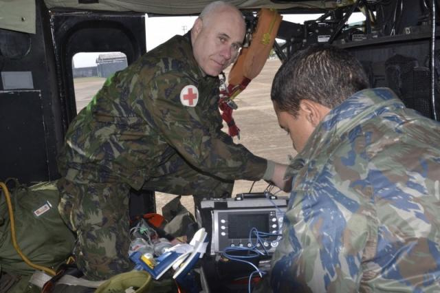 Brazilian Air Force Uses Night Vision Goggles in a Real Rescue Mission for First Time