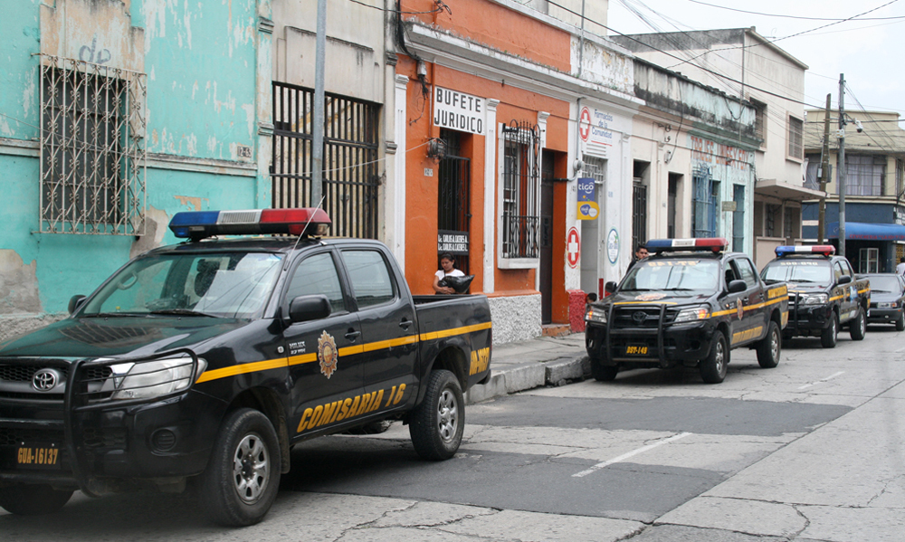 Guatemala Revamps National Civilian Police in Face of Rising Crime Rates