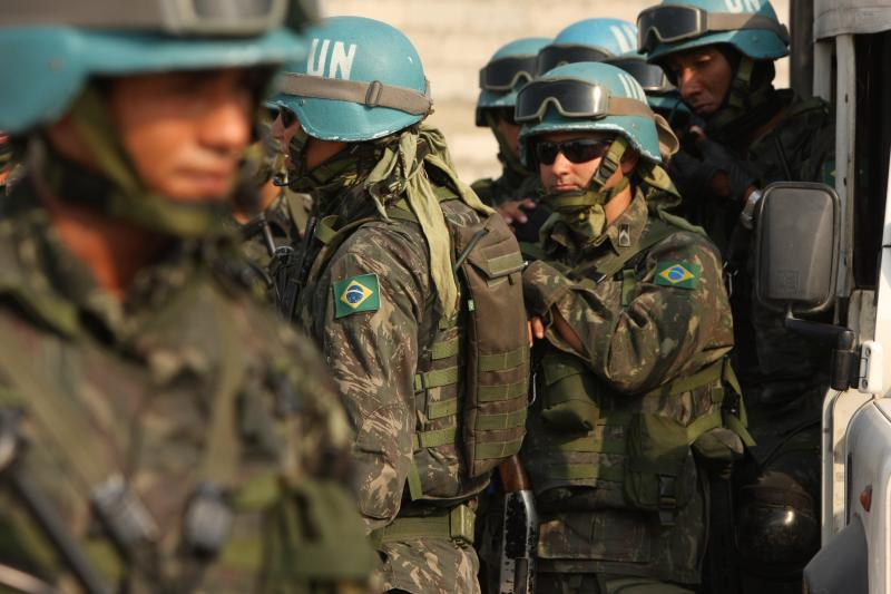 U.N. Secretary General Recommends Further Staff Reduction at MINUSTAH