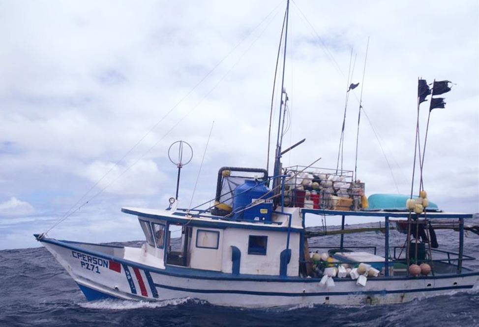 Costa Rican Legislature Lets USS Rentz Dock, Turn Over Alleged Smugglers