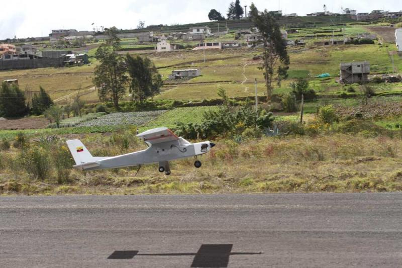 Development of Unmanned Aerial Vehicles Moves Forward in Ecuador