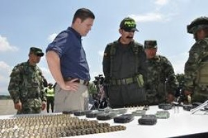FARC Leader Responsible for Drug and Weapons Trafficking, Killed on Panamanian Border