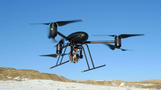 Drones Await Regulation