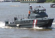 Peruvian Navy Receives New Riverine Patrol Boat to Counter Drug Trafficking