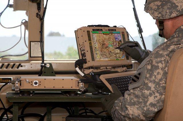 U.S. Army Advances Standardized Tactical Computer