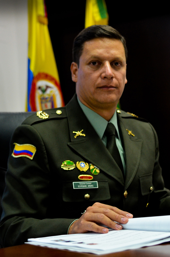 Colombian National Police Lead Fight Against Organized Crime, Drug Trade