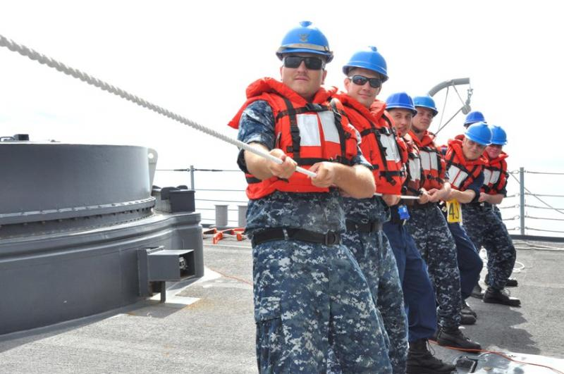 Multinational UNITAS Naval Exercise Ends