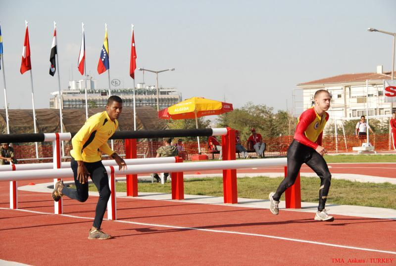 Ecuador Wins Second Place in Military Pentathlon