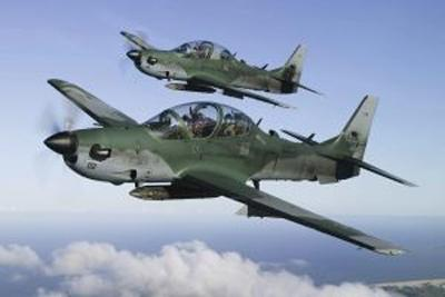 Peruvian Air Force Still Interested in Brazil's Super Tucano