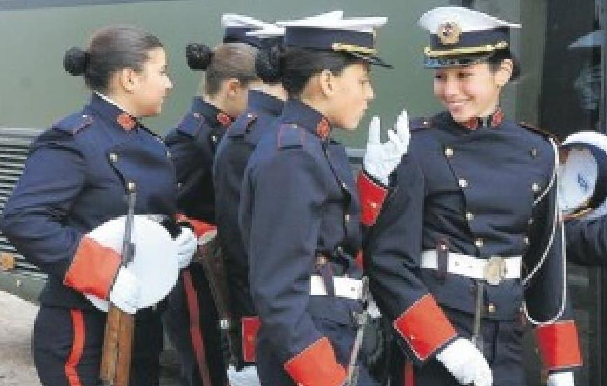 Uruguay: Women make great strides in military
