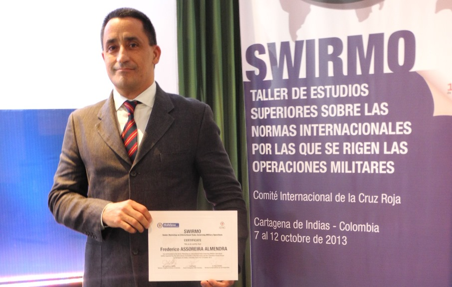 Colombia's Armed Forces recognized for professionalism