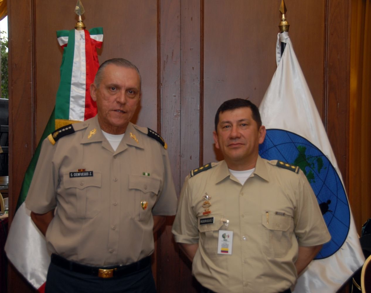 Western Hemisphere military leaders agree to cooperate against terrorism and effects of climate change