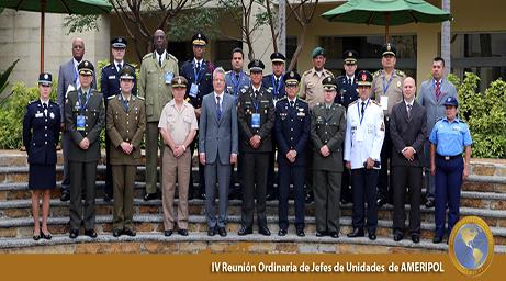 Latin American security officials agree to strengthen cooperation to fight organized crime