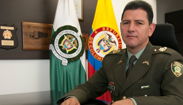 Colombian National Police take the lead in new social dynamics