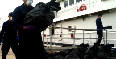 Operation Martillo: U.S. Coast Guard offloads US$23M of cocaine